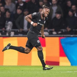 Ajax 【0-1】 Chelsea (2019.10.23 CL3節)