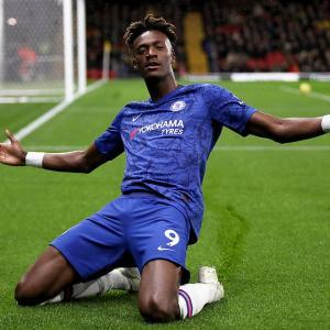 Watford 【1-2】 Chelsea (2019.11.02 PL11節)