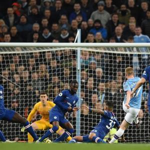 Manchester City 【2-1】 Chelsea (2019.11.23 PL13節)