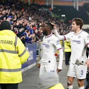 Hull 【1-2】 Chelsea (2020.01.25 FA杯4回戦)