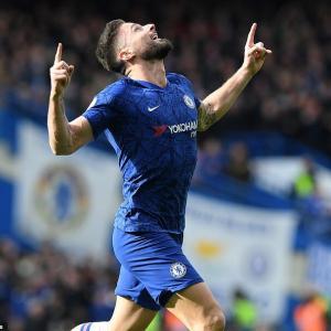 Chelsea 【2-1】 Tottenham (2020.02.22 PL27節)