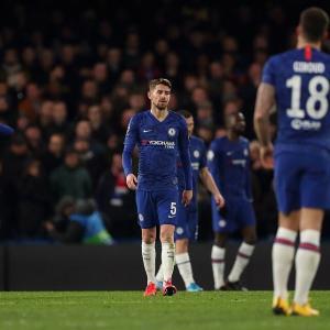 Chelsea 【0-3】 Bayern Munich (2020.2.5 CL16 1st)