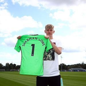 イングランドU19代表の若手GKの獲得が決定