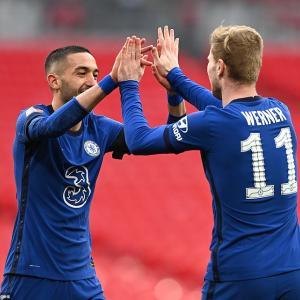 チェルシー【1-0】マンチェスター・シティ(2021.04.17 FA杯準決勝)