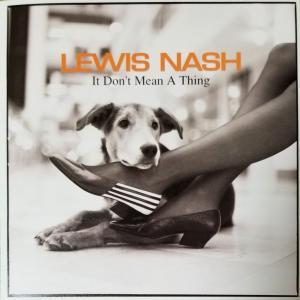 CLOSE YOUR EYES - LEWIS NASH
