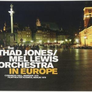 TOW AWAY ZONE - THAD JONES・MEL LEWIS