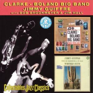 Old Stuff - CLARKE-BOLAND BIG BAND