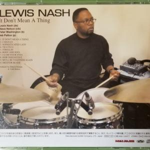SKEETER BLUES - LEWIS NASH