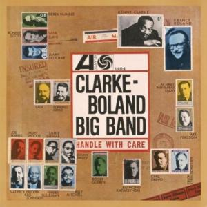 Get Out Of Town  - CLARKE-BOLAND BIG BAND