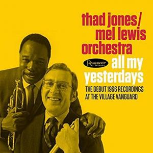 QUIETUDE - THAD JONES・MEL LEWIS