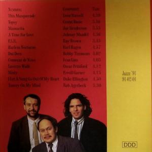Comecar de Novo - Rob Agerbeek Trio