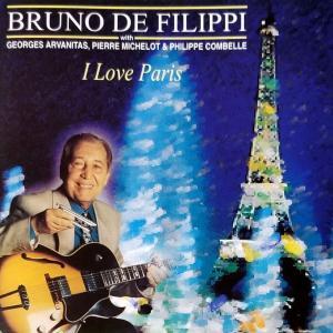 SOUS LE CIEL DE PARIS - BRINO DE FILIPPI