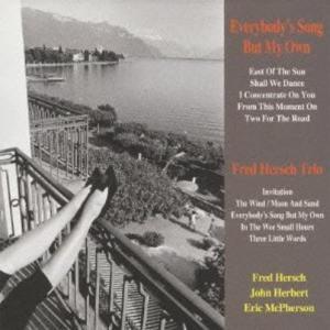 East Of The Sun - Fred Hersch Trio