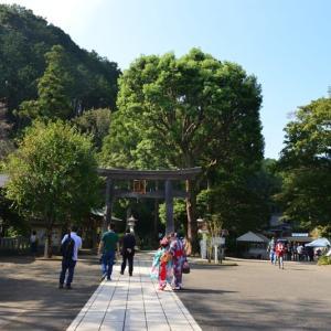高麗(こま)神社~日高市