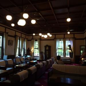 バスツアーで奈良へ クラシックホテル ♪