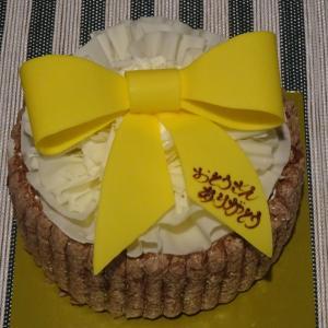「たねや」クラブハリエ 父の日ケーキ ♪