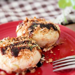 【季節のレシピ】秋鮭のチーズ風味サクサク!焼きコロッケ