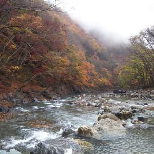 上野村冬季釣り場オープン