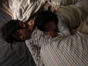 【二児育児】親はなるべく見守る