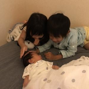 【3児育児】いざ開始、ドタバタな毎日