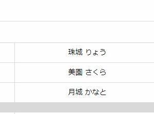宝塚大劇場/東京宝塚劇場公演『ピガール狂騒曲』新人公演一部の配役決定