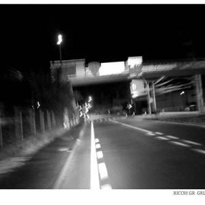 File,2161 【Night ride ~ 静寂ストリート】 RICOH GR