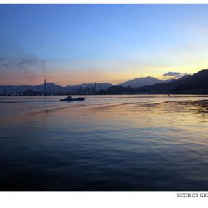 File,2341 【Sunrise ~ 呉の朝】 RICOH GR