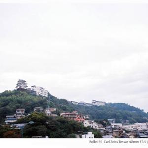 File,2368 【Cloudy day~曇天尾道】 Rollei35 / Kodak GOLD100