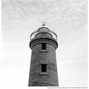 File,1970 【Light house ~巨塔】Hassel Blad 500C/ FUJI NEOPAN 100ACROS