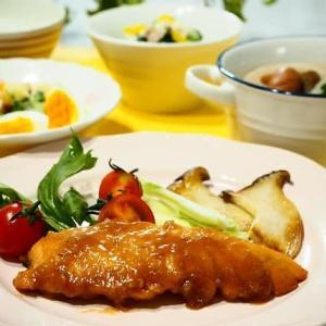 ごはんがおいしい♪秋鮭のみそ照り焼き&根菜の和風ポトフ♪