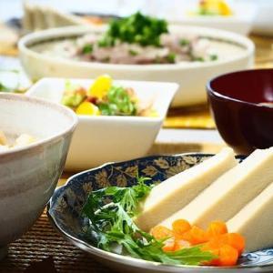 ☆豚肉ともやしのレンジ蒸し&ちくわとえのきの炊き込みご飯☆