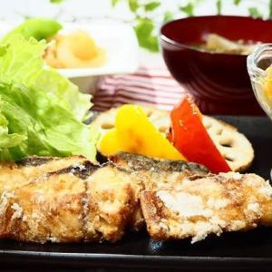 和食でほっこり☆さばの竜田揚げ&ひき肉じゃが☆