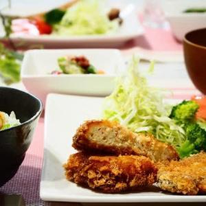 ☆ホタテと枝豆の炊き込みごはん&オクラとエビの梅おかか和え☆