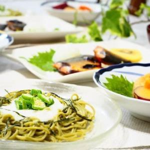 和食でホッ☆ぶっかけとろろそば&焼き魚☆