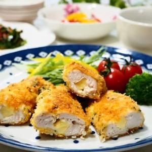 ☆ささ身のチーズサンド焼き&ピーマン昆布☆