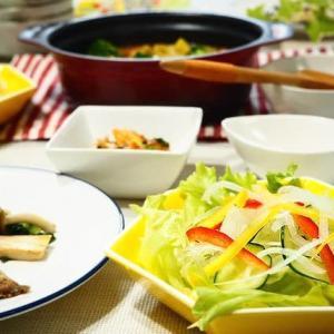 ☆豚肉と野菜のカレー鍋&あじのチーズ風味ムニエル☆