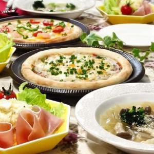 ☆今週の人気ごはん☆お汁粉とピザ2種と生ハムポテトサラダ