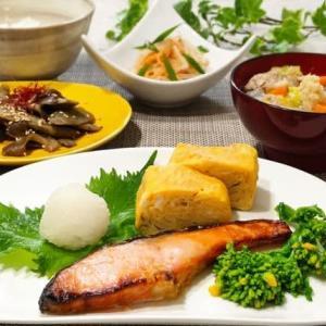 ほっこり和食☆鮭の西京焼き&豚汁☆