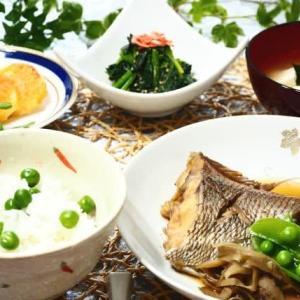 ♪鯛の煮つけ&新じゃがいもの明太マヨソース焼き♪