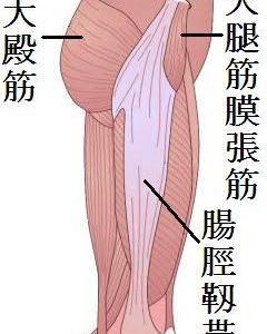 腸脛靭帯炎に対するピラティスエクササイズ