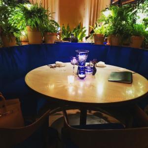 虎ノ門 The Blue Room  ディナー