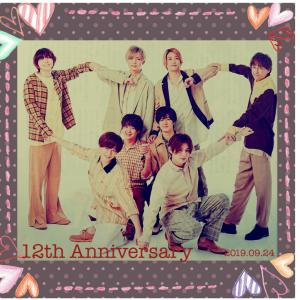 Hey! Say! JUMP 12th Anniversary !!