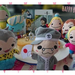 HAPPY BIRTHDAY 伊野尾ちゃん!!