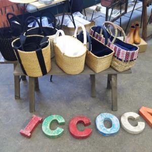 【出店者情報】icocca【5月25日(金) おさんぽマルシェ at ひつき屋】