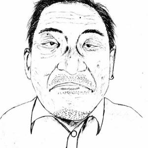 琵琶湖の身元不明遺体 県警が似顔絵を公開