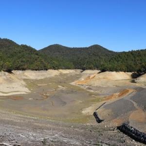 堤防の耐震性能補強、芹川ダムで工事起工式