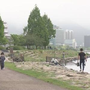 宣言解除 びわ湖でボートや釣り楽しむ人も 滋賀 新型コロナ
