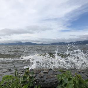 【その2】7/8 大雨後の琵琶湖の状況は? 琵琶湖特派員 現場レポ