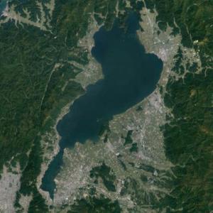 琵琶湖の大増水・大渇水記録