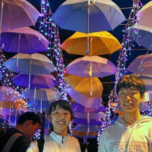 #1752 傘×傘×傘in台湾
